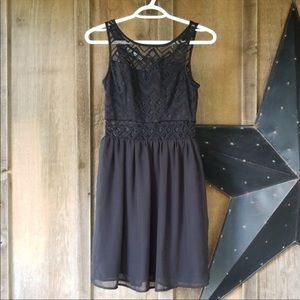 Maurices Black Dress Size Small